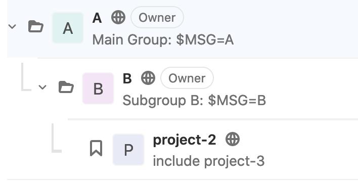 Как Gitlab-CI наследует переменные окружения? - 7