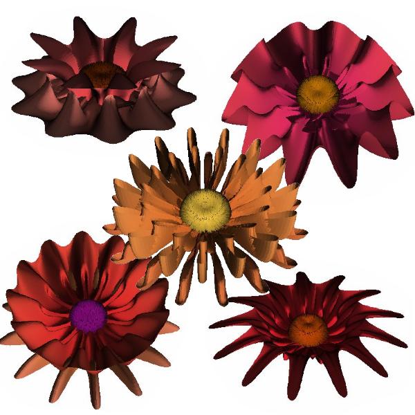 (Почти) Автогенерация цветов - 18