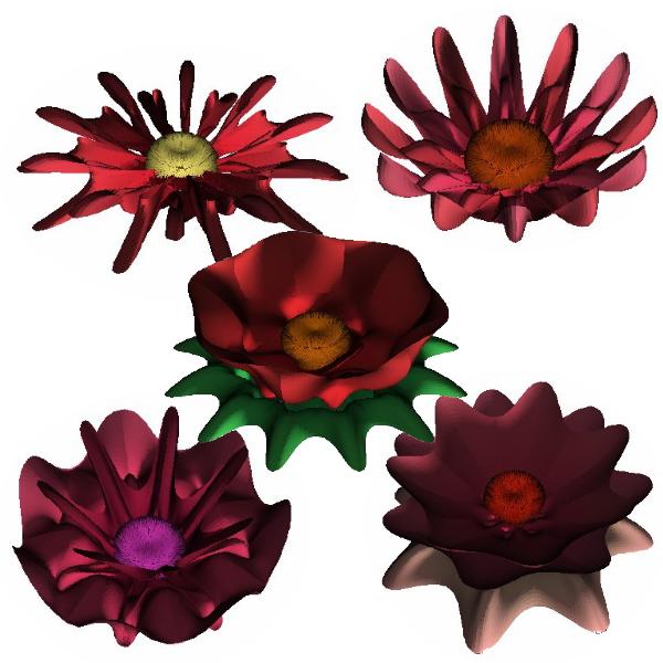 (Почти) Автогенерация цветов - 3
