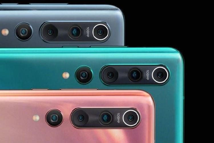 Выход смартфона Xiaomi Mi 10 S с огромным экраном ожидается во второй половине года