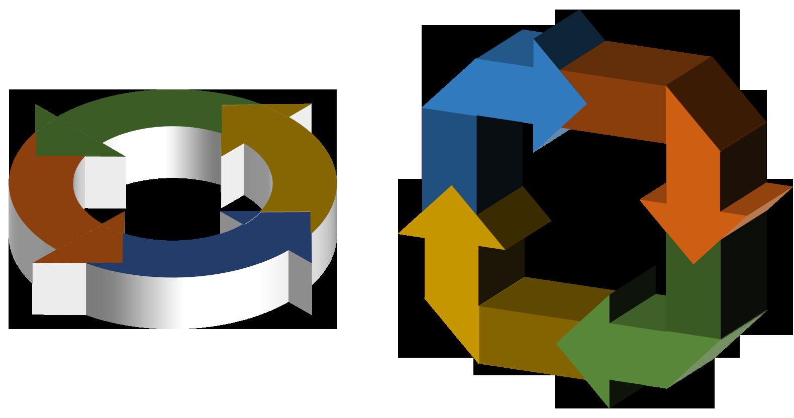 Инфографика средствами Excel и PowerPoint - 18