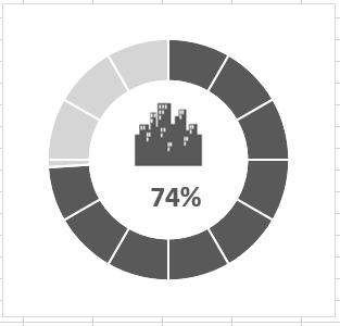 Инфографика средствами Excel и PowerPoint - 79