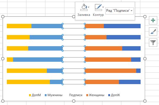 Инфографика средствами Excel и PowerPoint - 89