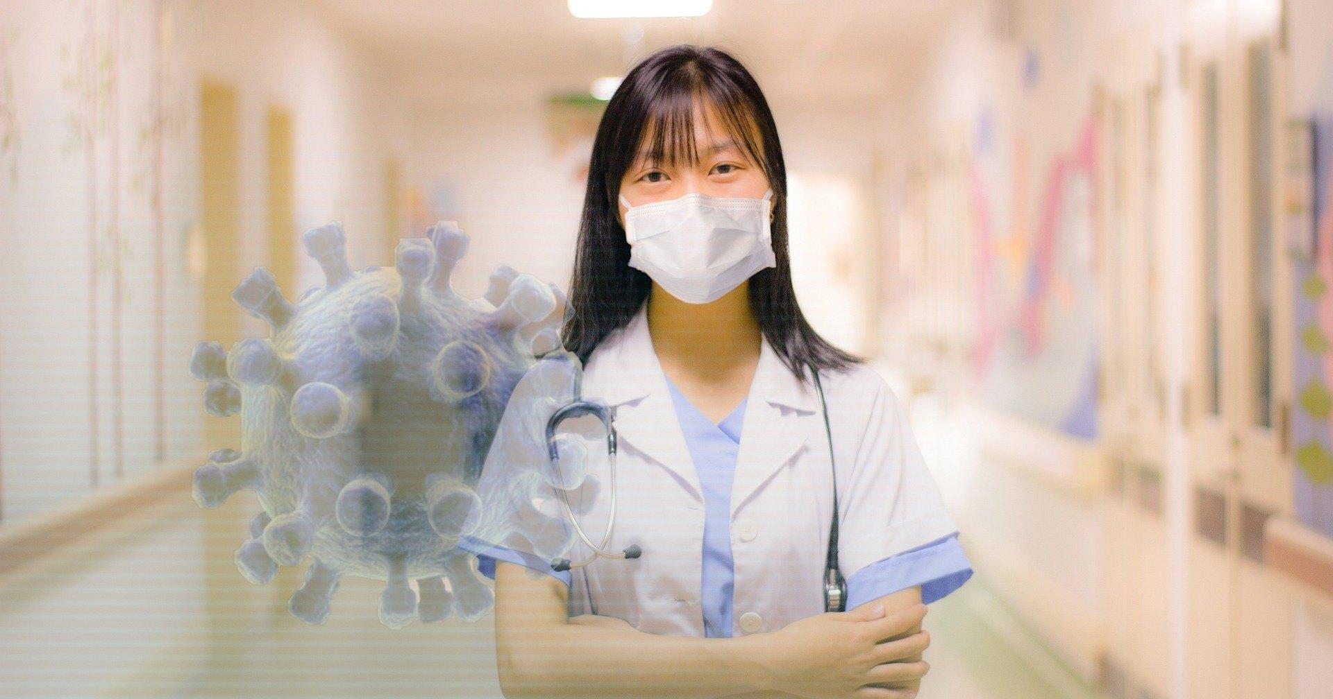 Коронавирус не передается новорожденным от больных матерей
