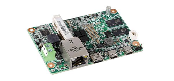 DFI GHF51 — Raspberry Pi на максималках