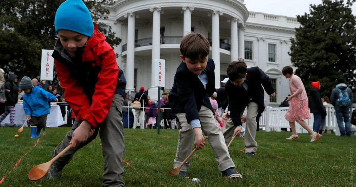 Коронавирус лишил американцев возможности покатать яйца