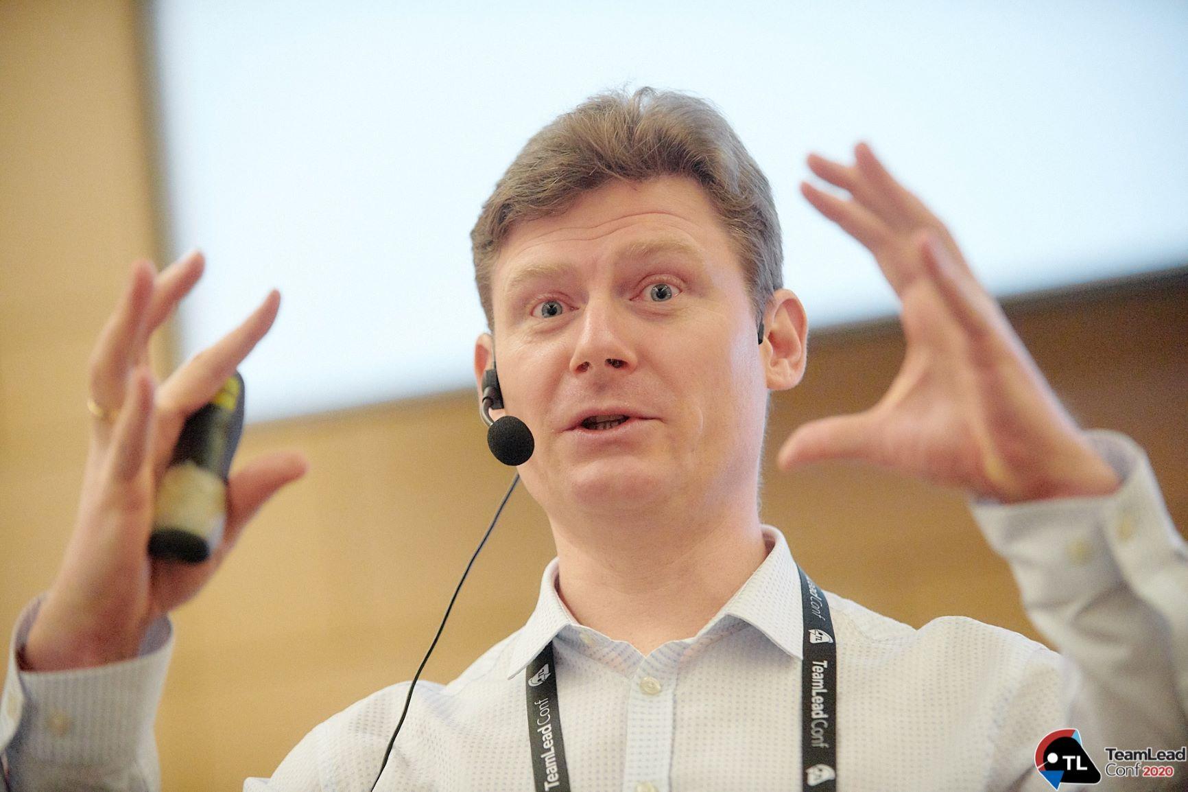 «Больше интерактива!» или Как прошел TeamLead Conf 2020 - 3