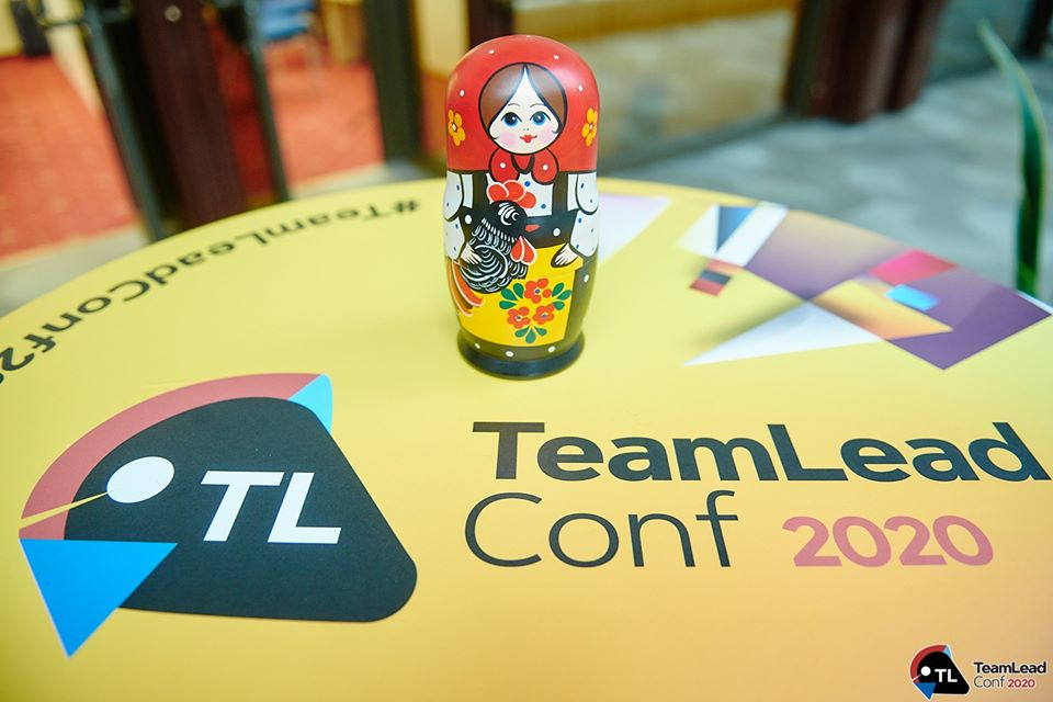 «Больше интерактива!» или Как прошел TeamLead Conf 2020 - 1