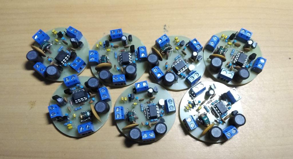 Датчик положения выключателя для аварийного освещения - 1