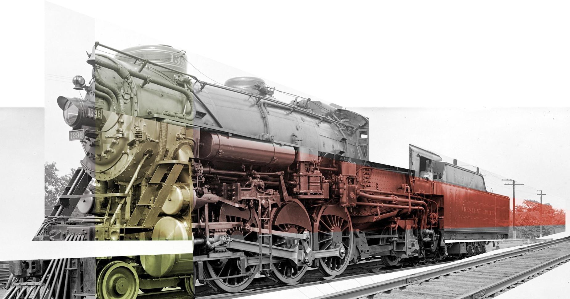 Бесполезный паровоз Холмана: гениальная афера XIX века