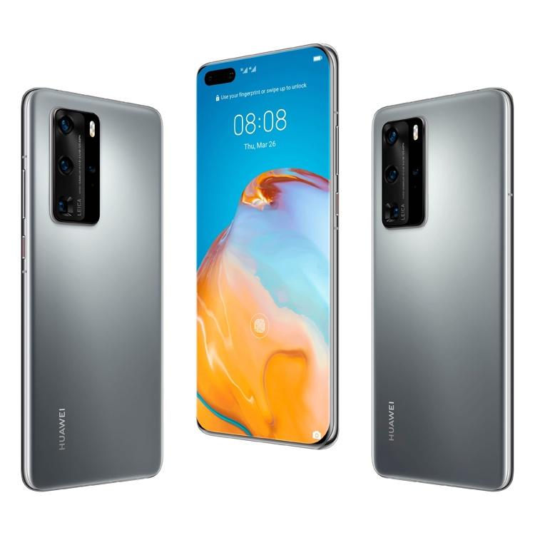 50-Мп камера и чип Kirin 990: раскрыто оснащение смартфонов Huawei P40 и P40 Pro