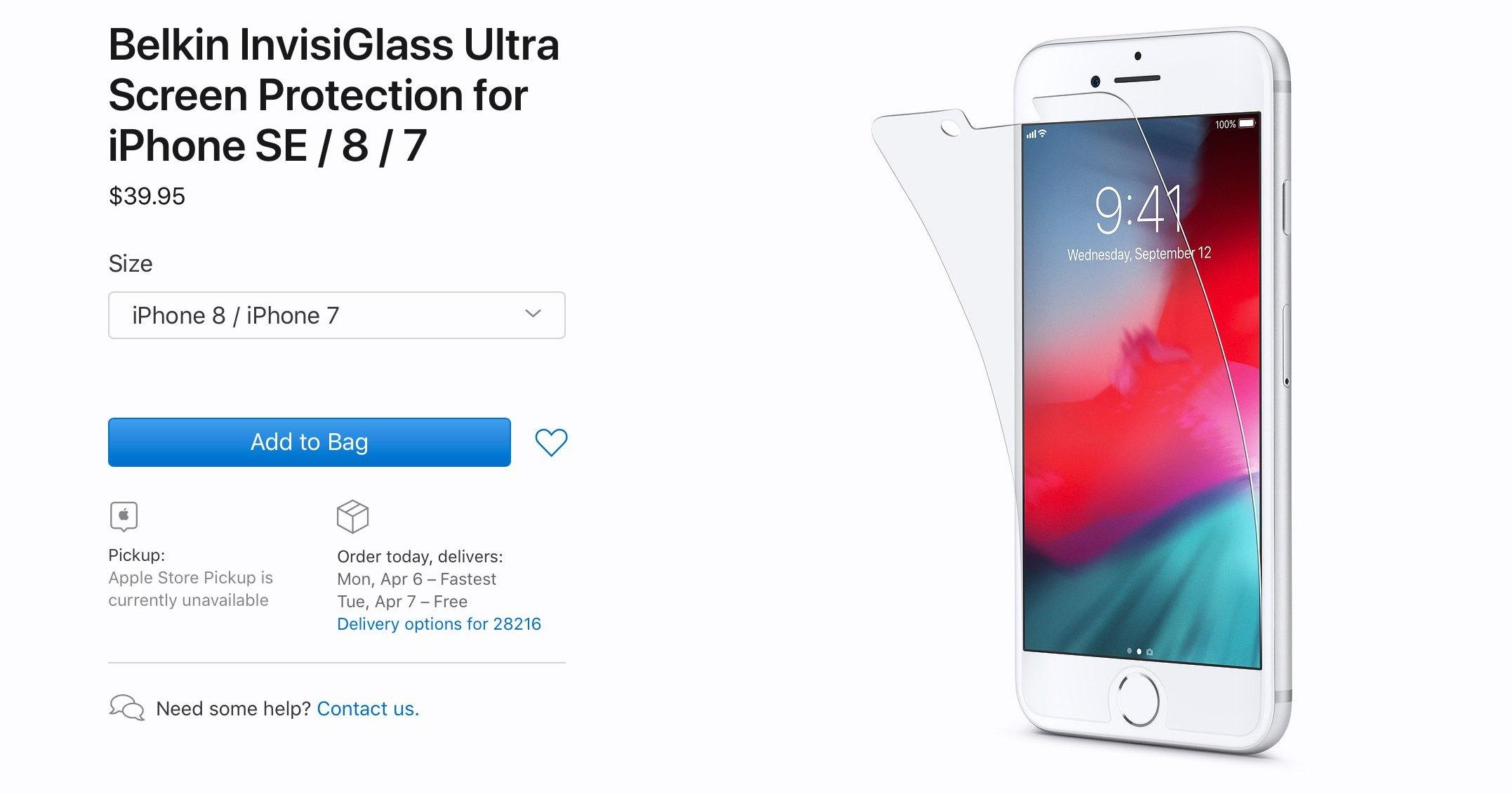 Новый iPhone SE может получить 4,7-дюймовый экран и до 256 ГБ памяти