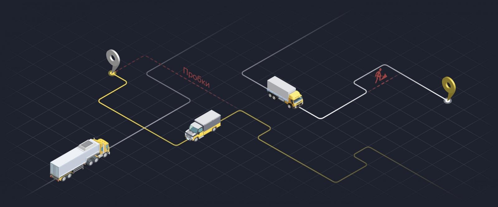 Сотни тысяч маршрутов в секунду на ядро. Опыт Яндекс.Маршрутизации - 1