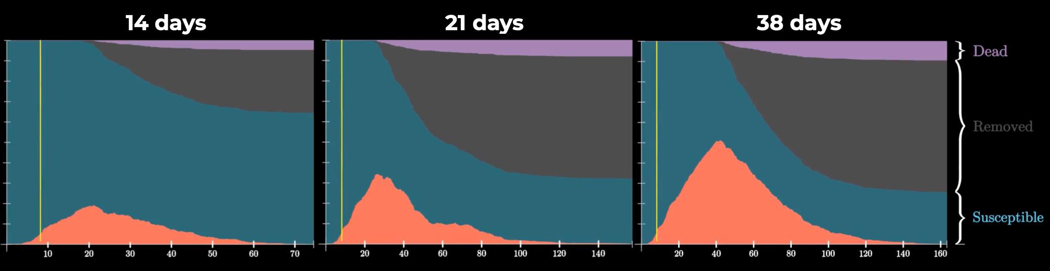 COVID-19: модель случайных процессов - 12