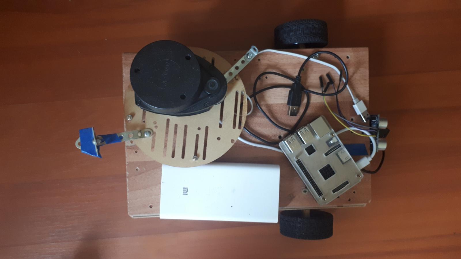 Робот-тележка 2.0. Автономная навигация домашнего робота на базе ROS. Часть 1 - 2