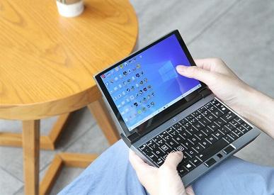 Напоминающий Nintendo Switch «карманный» геймерский ноутбук One GX1 получил негеймерскую модификацию
