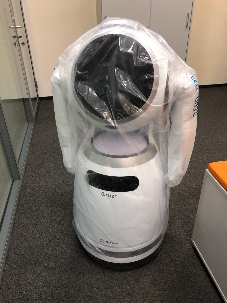 Будущее наступает: китайские роботы приехали в Россию - 19