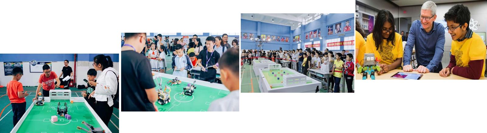 Будущее наступает: китайские роботы приехали в Россию - 28