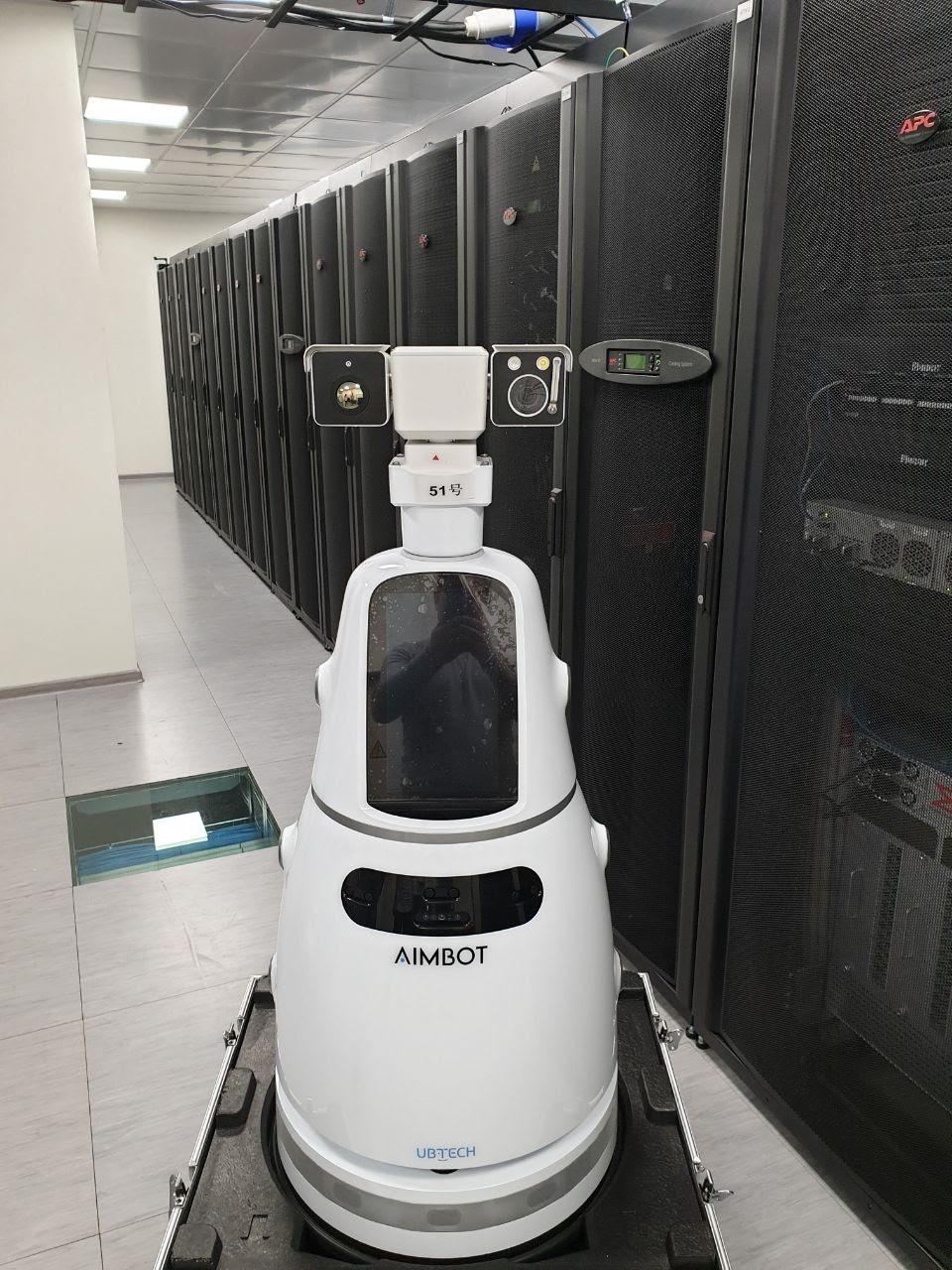 Будущее наступает: китайские роботы приехали в Россию - 8