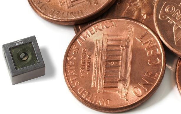 У OmniVision готов первый в мире автомобильный модуль камеры, изготовленный на уровне пластины