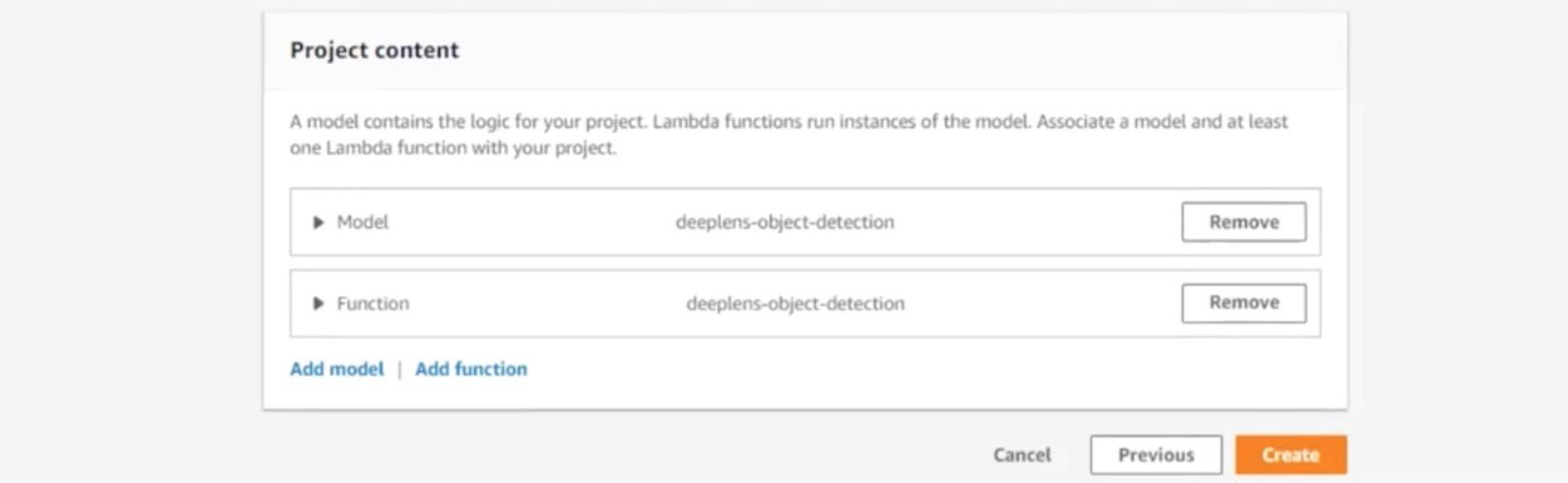 Камера Amazon DeepLens с глубоким обучением. Распаковка, подключение и развертывание проекта - 33