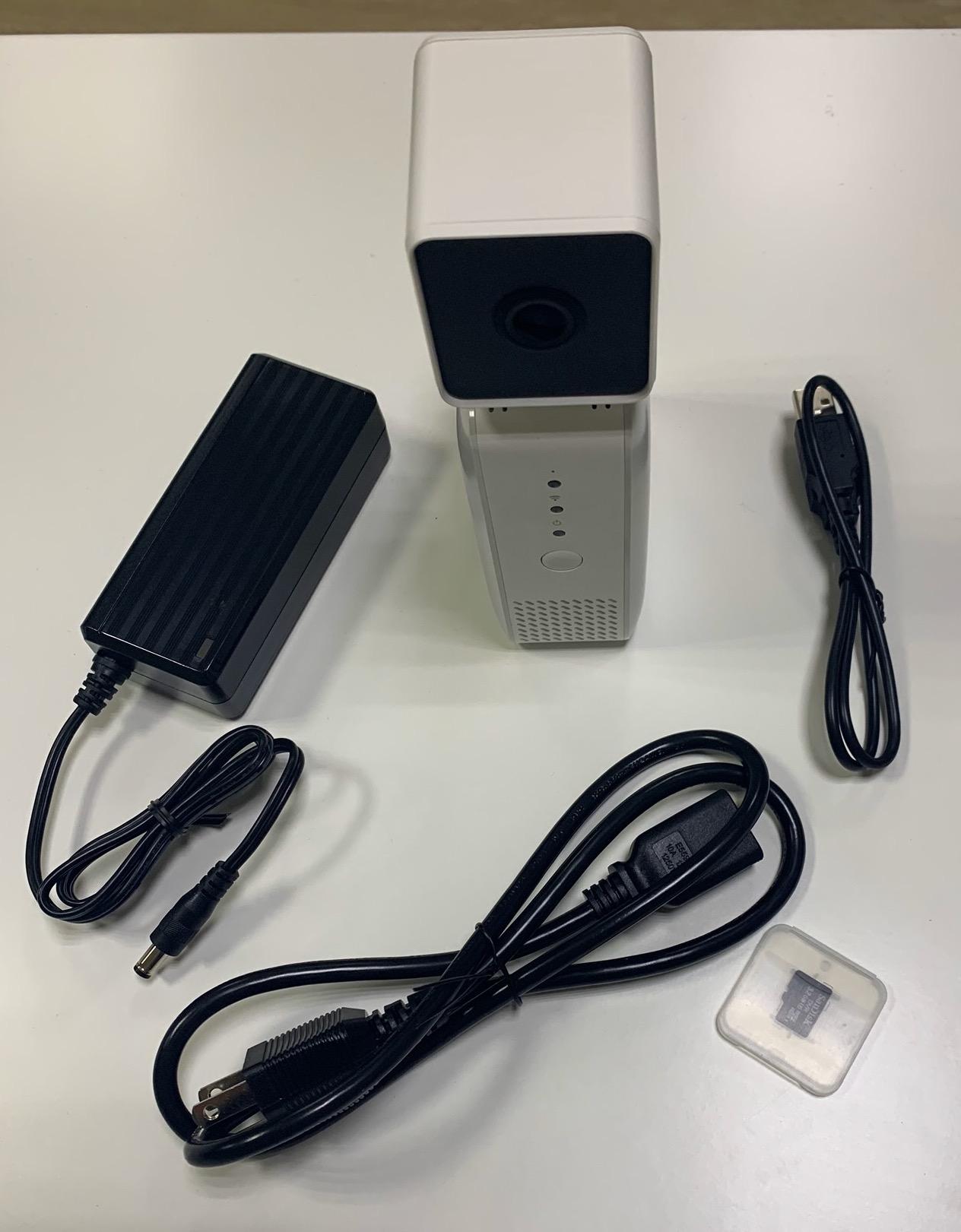 Камера Amazon DeepLens с глубоким обучением. Распаковка, подключение и развертывание проекта - 5