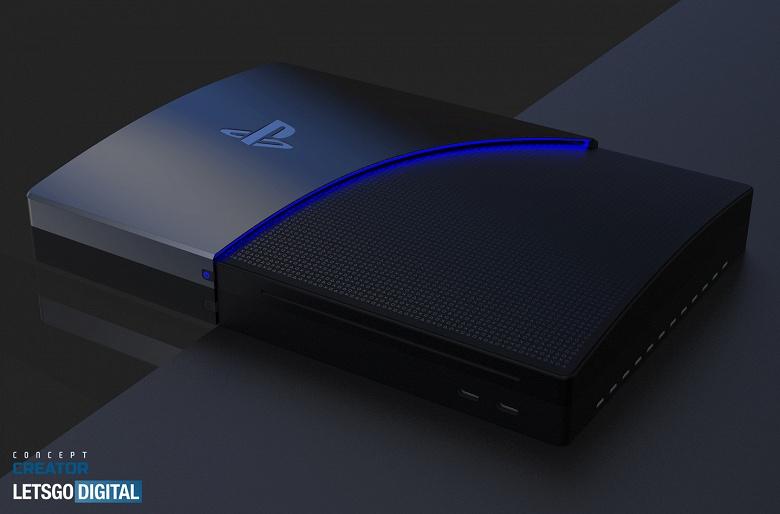 Перед самой презентацией PlayStation 5 появились новые неофициальные рендеры и видео