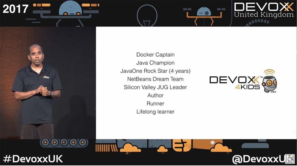 Конференция DEVOXX UK. Выбираем фреймворк: Docker Swarm, Kubernetes или Mesos. Часть 1 - 1