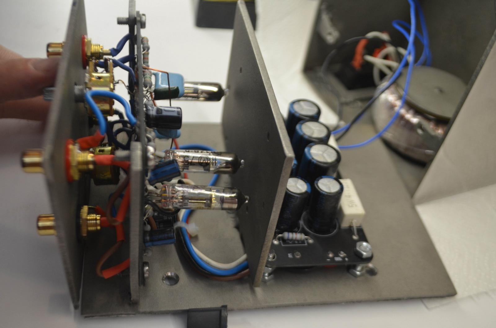 Ламповый фонокорректор - 3