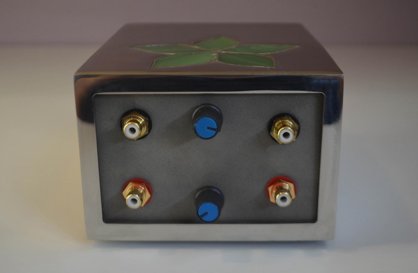 Ламповый фонокорректор - 33