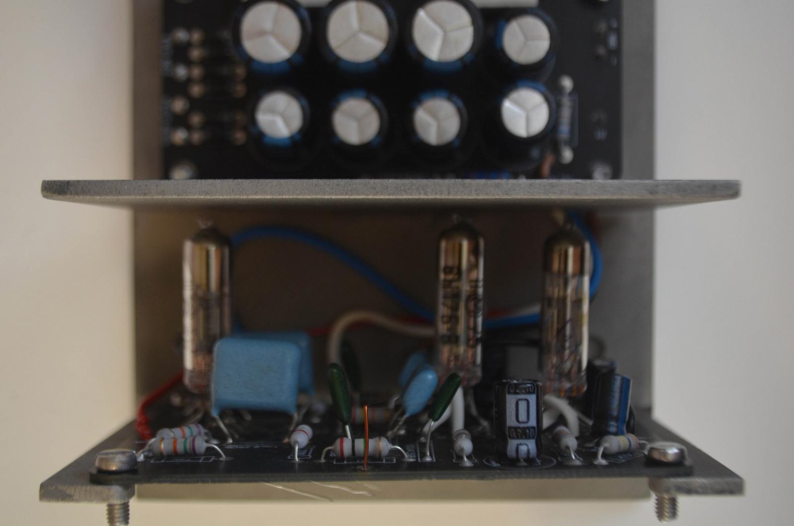 Ламповый фонокорректор - 4