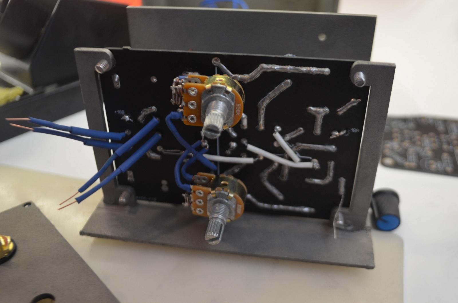Ламповый фонокорректор - 5