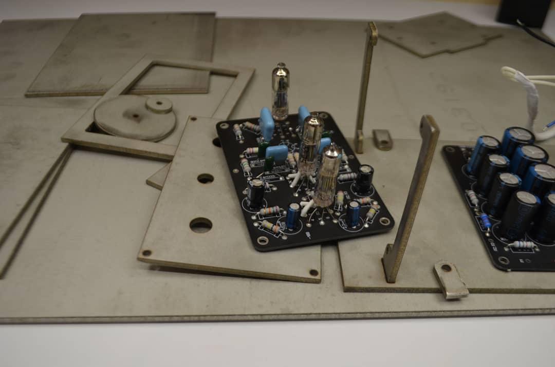 Ламповый фонокорректор - 6