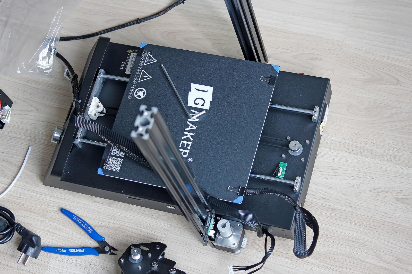 JG Maker — достойная альтернатива недорогим 3D-принтерам для начинающих - 23
