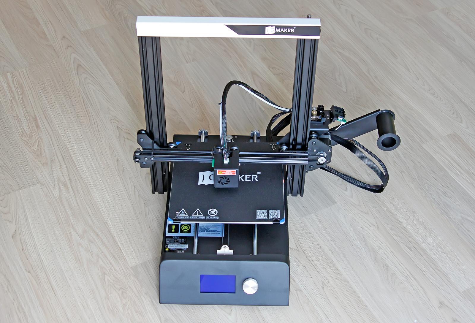 JG Maker — достойная альтернатива недорогим 3D-принтерам для начинающих - 35