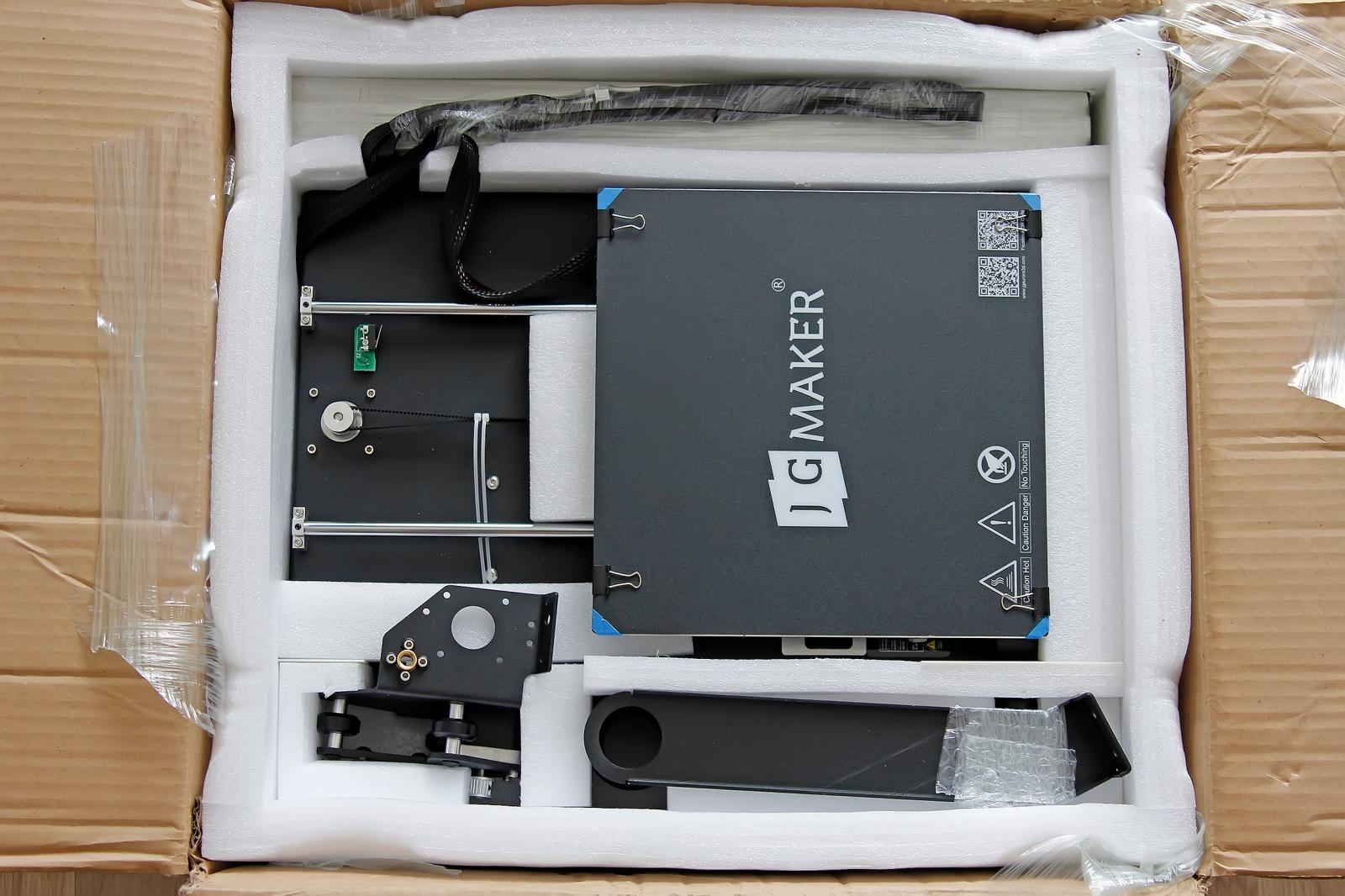 JG Maker — достойная альтернатива недорогим 3D-принтерам для начинающих - 8