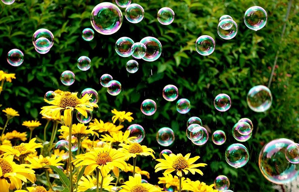 Мир без пчел: роботизированное опыление мыльными пузырями - 1