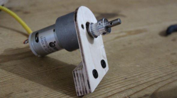 Делаем машину для намотки тороидальных катушек на базе Arduino - 13
