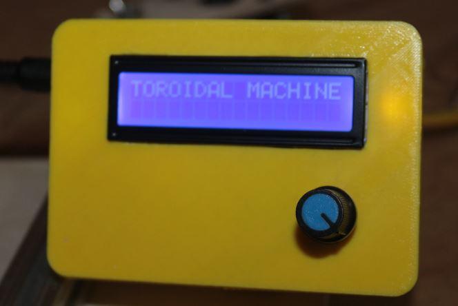 Делаем машину для намотки тороидальных катушек на базе Arduino - 25