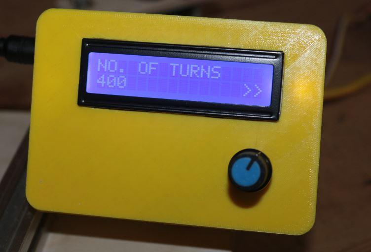 Делаем машину для намотки тороидальных катушек на базе Arduino - 27