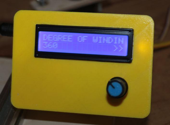 Делаем машину для намотки тороидальных катушек на базе Arduino - 28