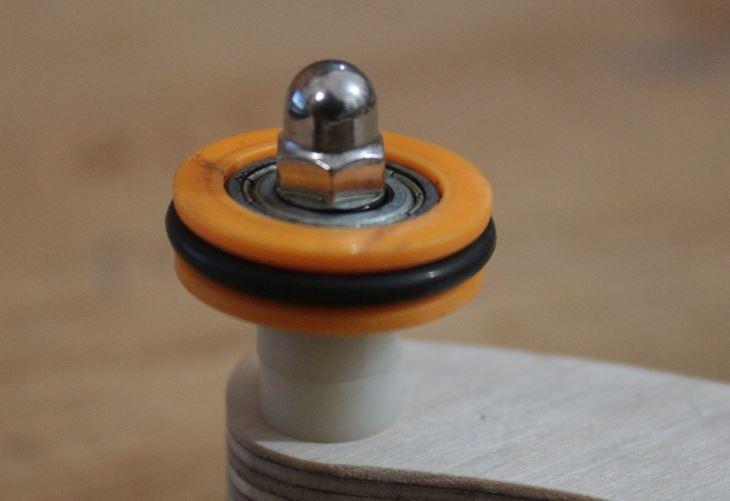 Делаем машину для намотки тороидальных катушек на базе Arduino - 7