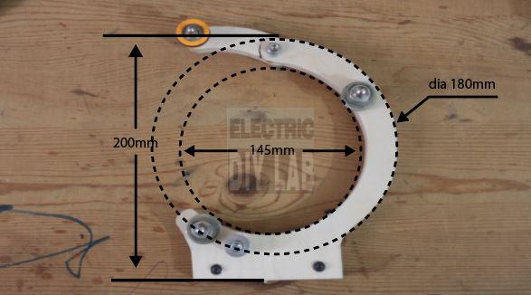 Делаем машину для намотки тороидальных катушек на базе Arduino - 8