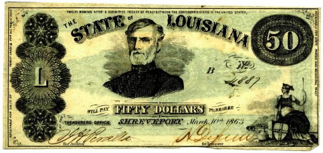 Финансирование Гражданской войны (США против КША) - 7