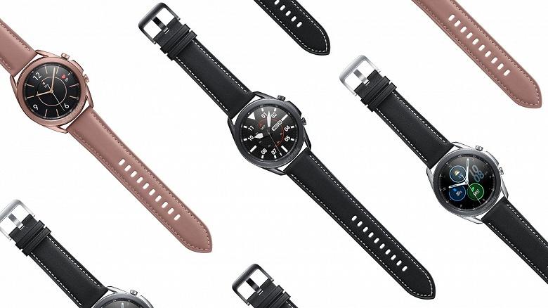 Новые флагманские умные часы Samsung: девять модификаций и цены до 600 долларов