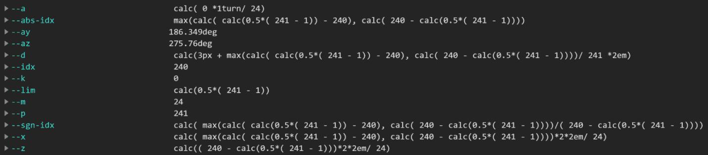 О конфликтах Sass и сравнительно новых возможностей CSS - 10