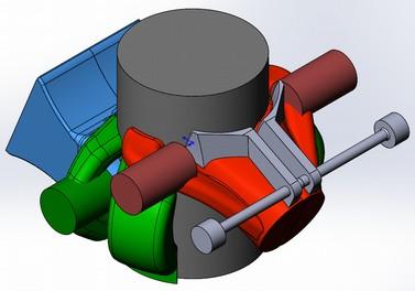 Проект длиной в 8 лет — знал бы, ни за что не ввязался: свой 2-тактный мотор - 26