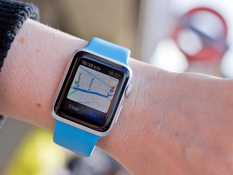 Владельцы Apple Watch наконец-то снова смогут пользоваться Google Maps