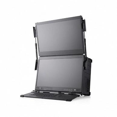 128 ядер, 4 ТБ ОЗУ и 6 мониторов. Это ноутбуки-чемоданы Mediaworkstation a-X1P и a-X2P