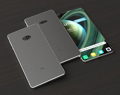 Уникальный смартфон Xiaomi с подвижной камерой на качественных изображениях